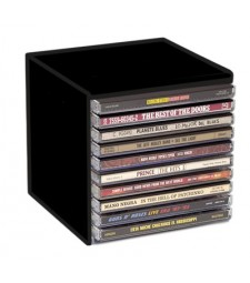 24 CUBODISC 10 CD / 20 CD SLIM ARCHIVADOR CD