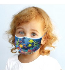 PROTECTIVE MASK CHILD 3 - 5  YEAS