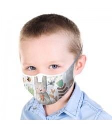 MASQUE DE PROTECTION ENFANT 3 -5 ANNES