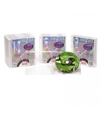 Cajas 1CD Pack 10