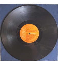 CHAMOIS NETTOYAGE VINYLE LP - CD CD-ROM DVD