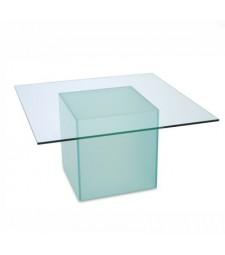 Mesa Cuadrada en Cristal Ref. 59620