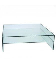 Coffee Table in Glass Ref. 59980