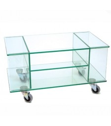 TV glass table Ref. 59131