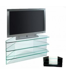 Glass TV table Ref. 59291