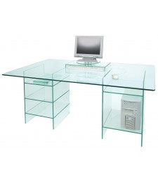 Glass desk Ref. 59616