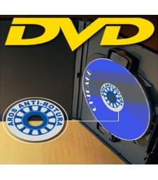 Ref. 0018 Anneau pour CD/DVD