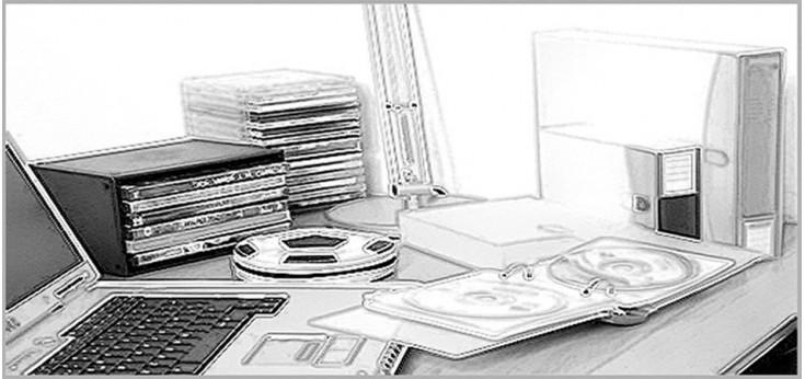 ARCHIVADORES  CD-DVD  MULTIMEDIA